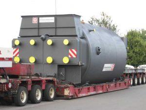 Heißdampferzeuger zur Erweiterung der Dampfversorgung in einem Stahlwerk