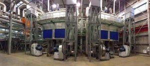 Kesselanlage zur Prozessdampferzeugung