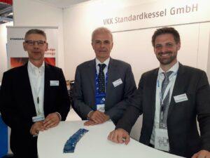 """VKK Standardkessel on the exhibition """"Zellcheming 2019"""""""